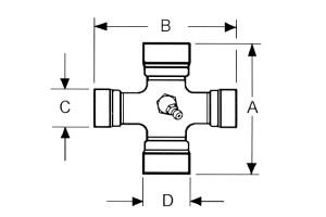 Kreuzgarnitur WW