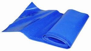Schutztuch blau