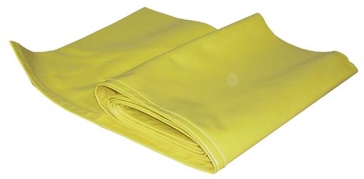Schutztuch gelb