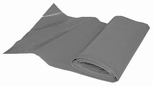 Schutztuch grau